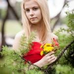 весенняя фотосессия фотограф Киев Марина Праздничная