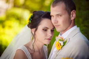 свадебное фото киев желтая свадьба (34)