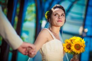 свадебное фото киев желтая свадьба (40)