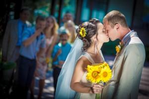 свадебное фото киев желтая свадьба (44)