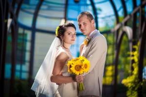 свадебное фото киев желтая свадьба (45)