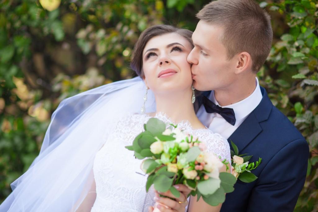 свадебное фото Межигорье