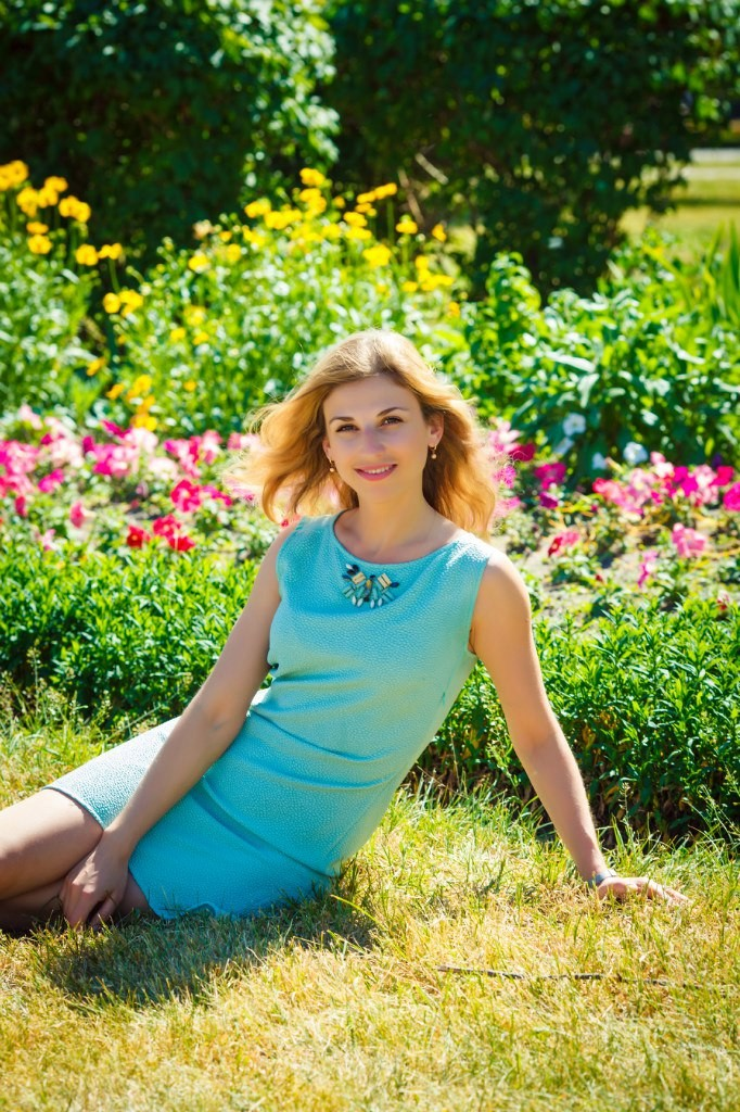 Летняя фотосессия Фотограф Киев Марина Праздничная