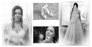 Свадебная фотокнига образец фотограф Артем Бездольный