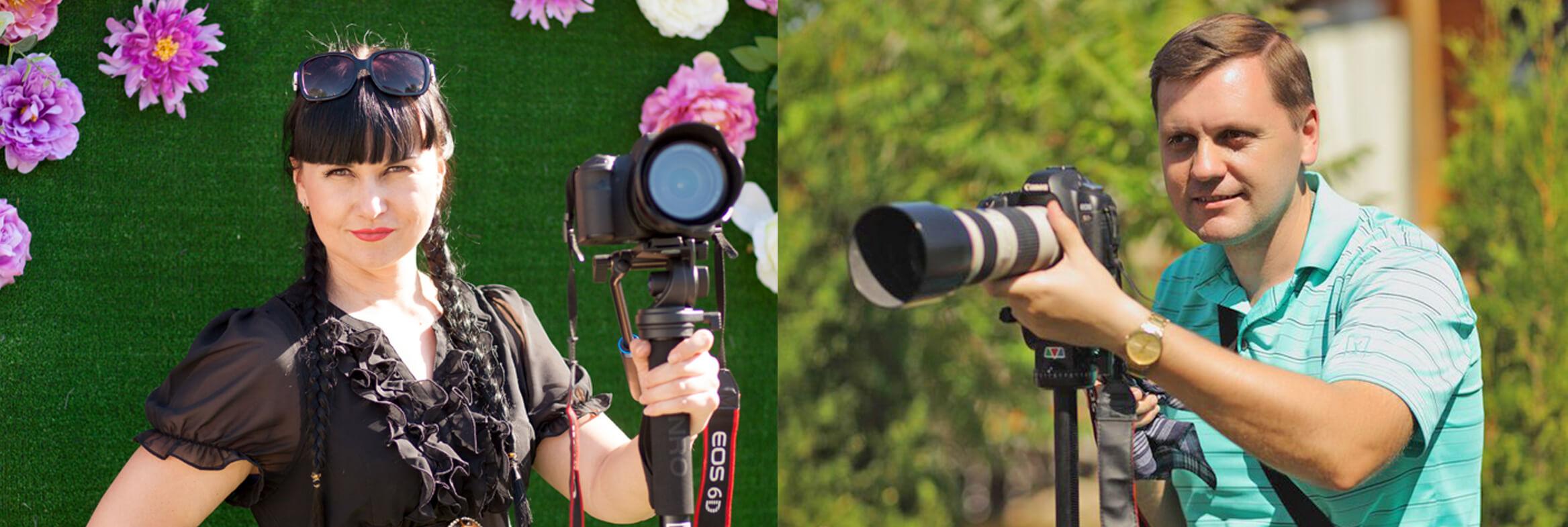 фотограф видеооператор киев