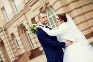 свадебное фото Воздвиженка