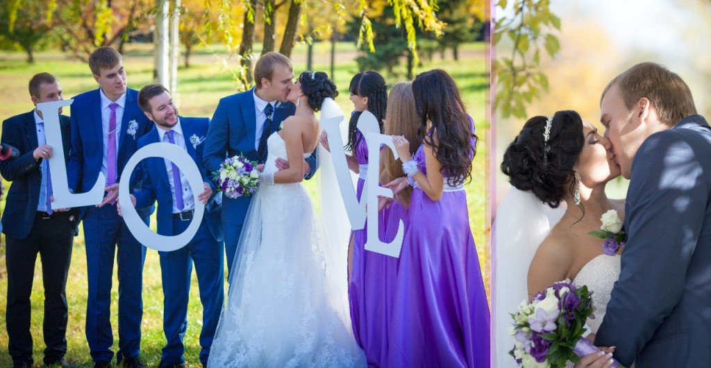 Свадебная фотокнига образ
