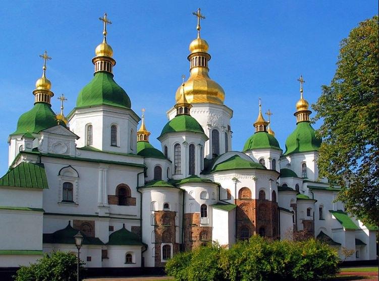 Софиевский собор Киев