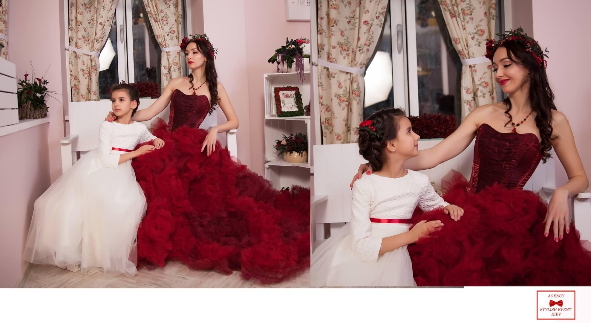 Фотосессия мама с дочкой идеи фотограф Марина Праздничная Артем Бездольный
