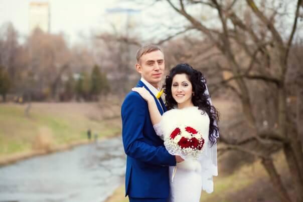 зимняя-свадьба-Фотограя-Марина-Праздничная-Киев-1
