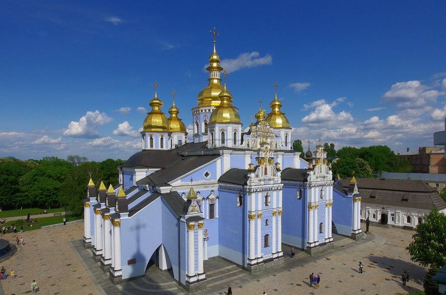 михайловский собор Киев