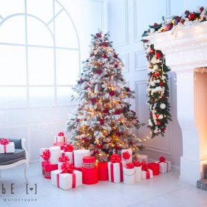 Новогодняя фото студия 2019 Счастье Новогодние фотосессии 2019 заказать фотографа в студию для новогодней фотосессии