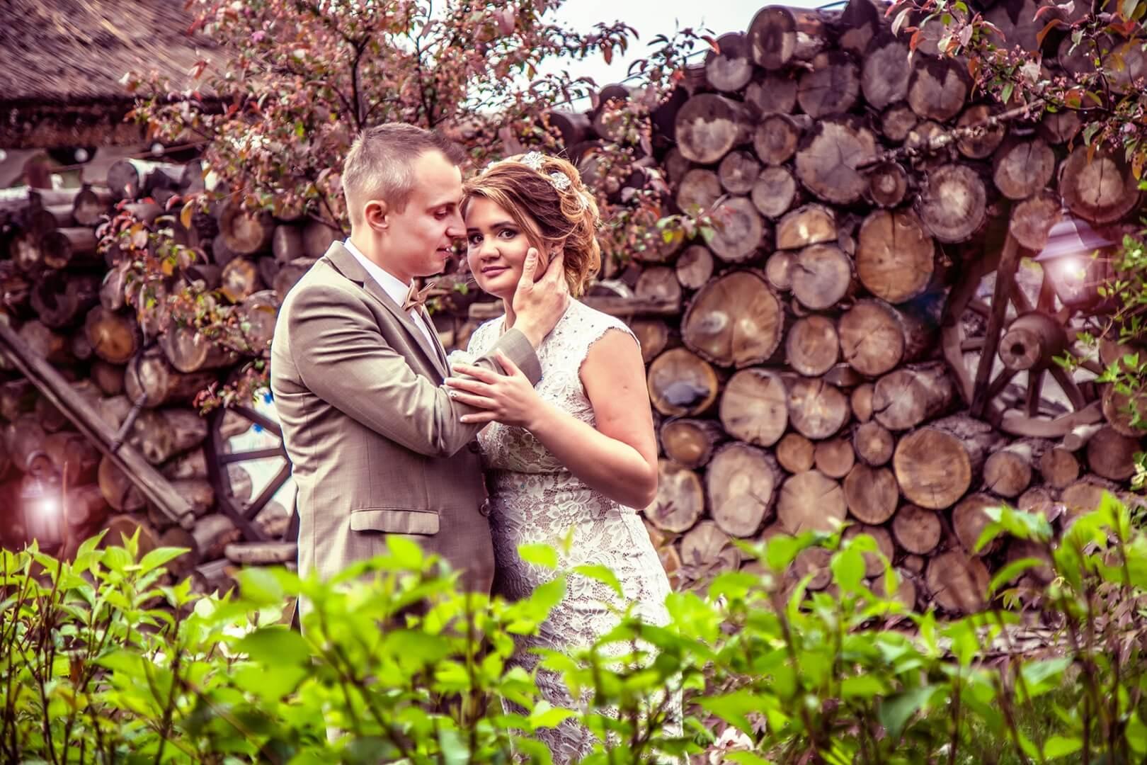Слава ее свадьба фото