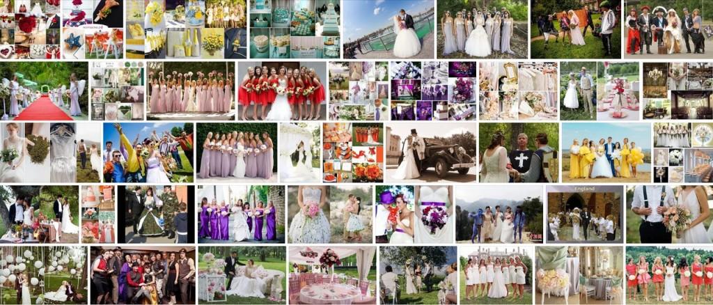 стили свадеб оформление свадеб свадебные стили