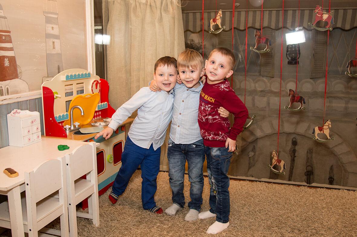 фотограф на детский день рождения киев Марина Праздничная