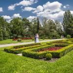 Ботанический сад Гришко в Киеве места для фотосессии