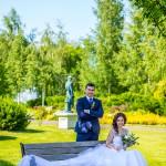 свадебная прогулка, Свадебная фотосессия в межигорье, фотосессии в Межигорье, локации для свадебной фотосъемки в Межигорье, Киев