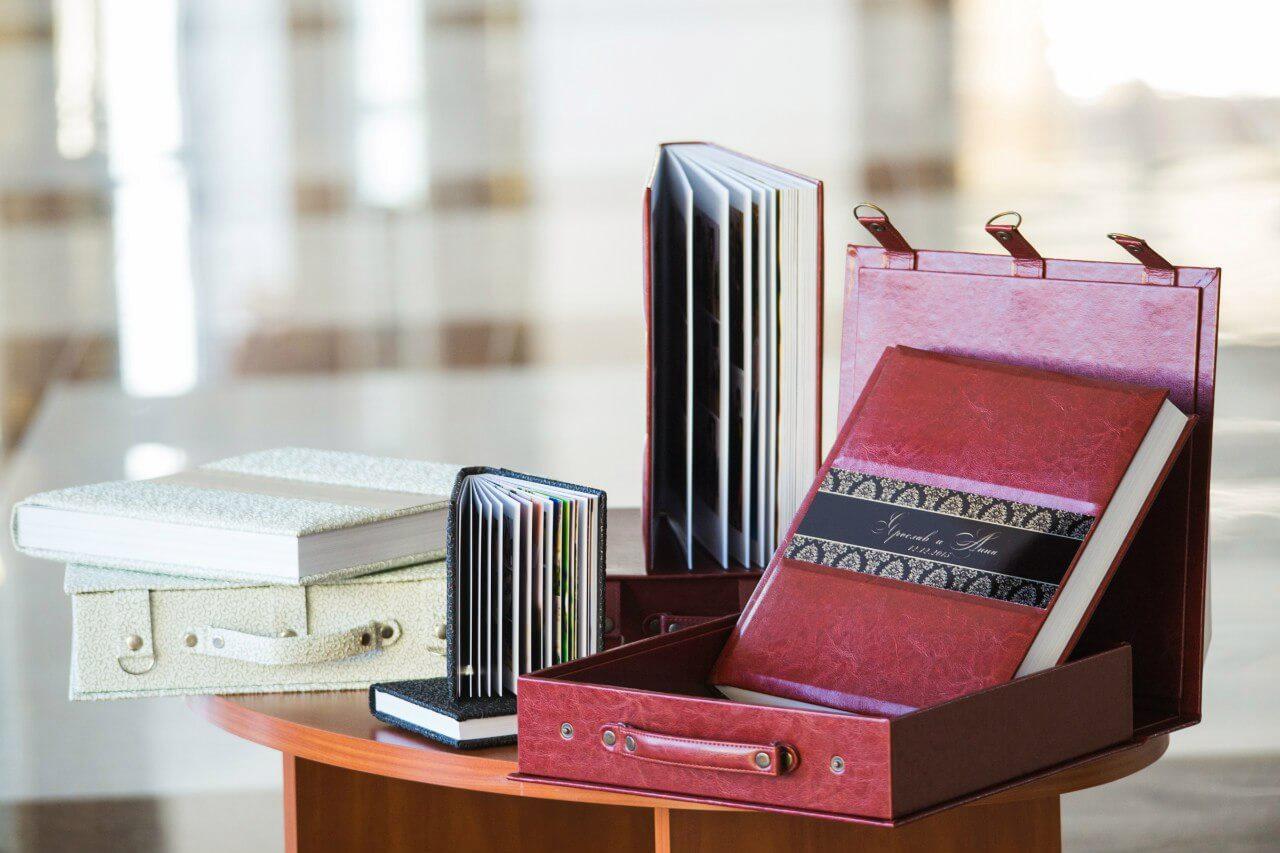 Комплект фотокниг фотоальбом заказать фотограф киев (1)