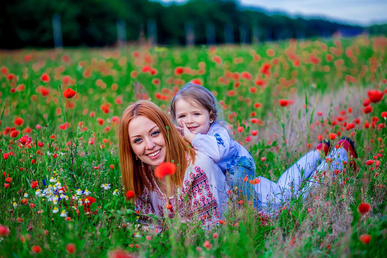 Идеи фото мамы с детьми