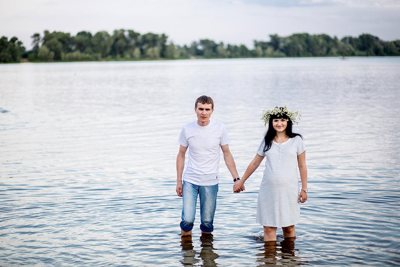 фотограф для беременных Киев Оболонь