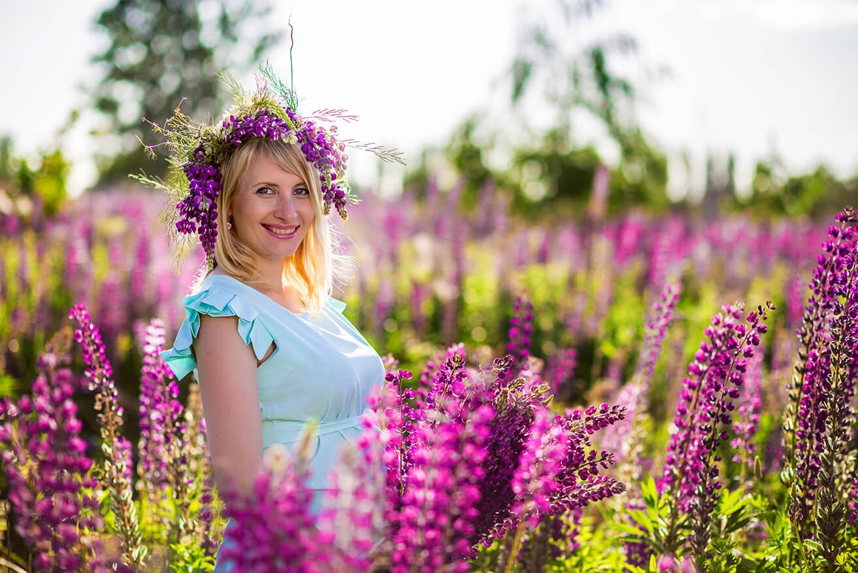 Идеи для фото беременных на природе летом
