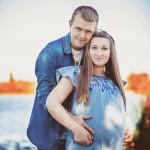 6 идеи для фотосессии беременных на природе