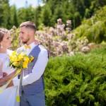 svadebnaja progulka fotosessija v Feofanii fotograf videooperator kiev svadebnoe foto