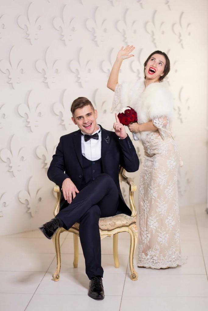 7 Svadebnaja fotosessija v studii, studijnaja fotos#emka v Kieve (6)
