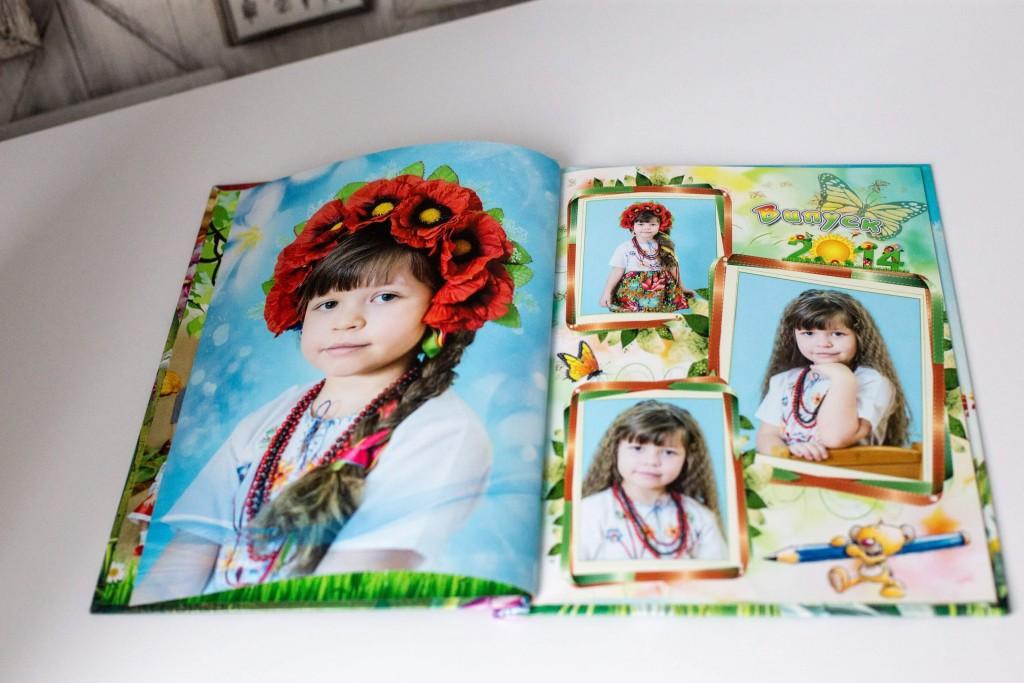 Detskie vypusknye foto al'bomy Kiev fotoal'bom detskij sad planshet trjumo (1)