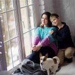 Novogodnija fotosessija s sobakoj dzhek rassel (8)