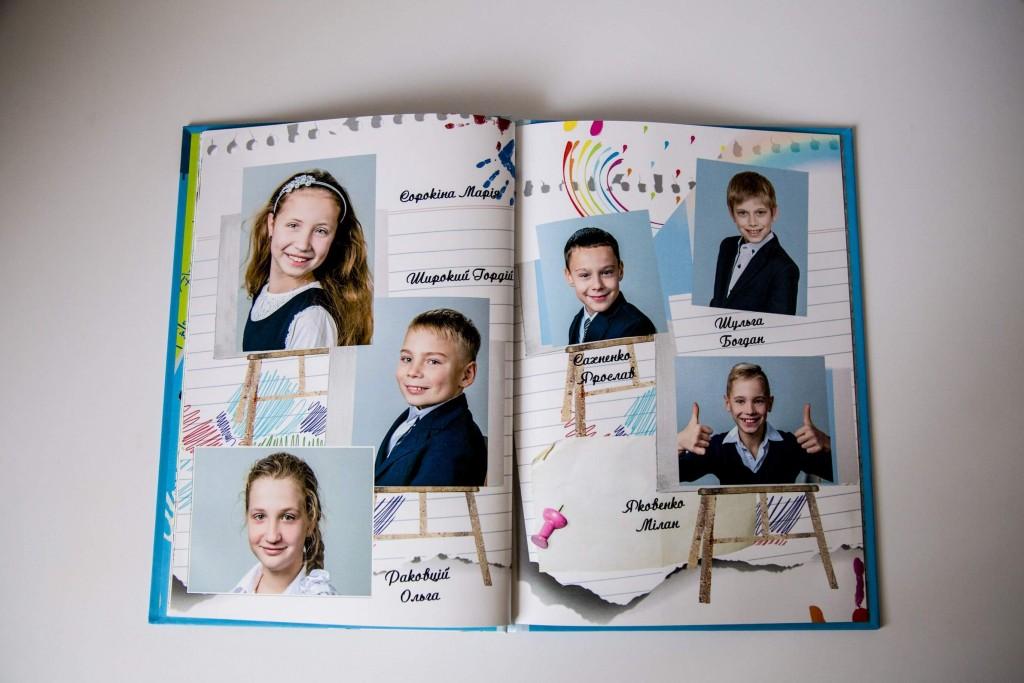 Shkol'nye vypusknye al'bomy dlja nachal'nogo klassa 4 klass kiev irpen' bucha printbuk (1)