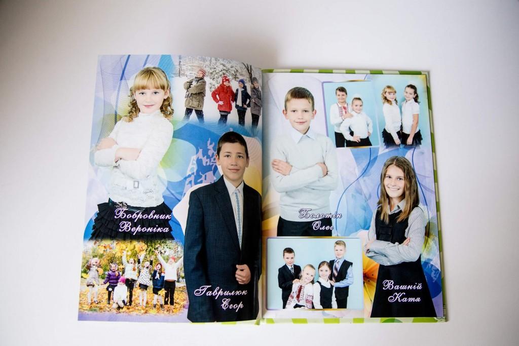 Shkol'nye vypusknye al'bomy dlja nachal'nogo klassa 4 klass kiev irpen' bucha printbuk (18)