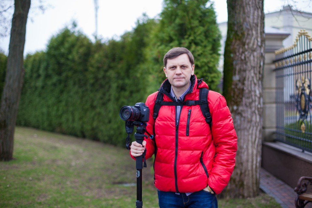 svadebnyj videooperator Irpen' Bucha Kiev (1)