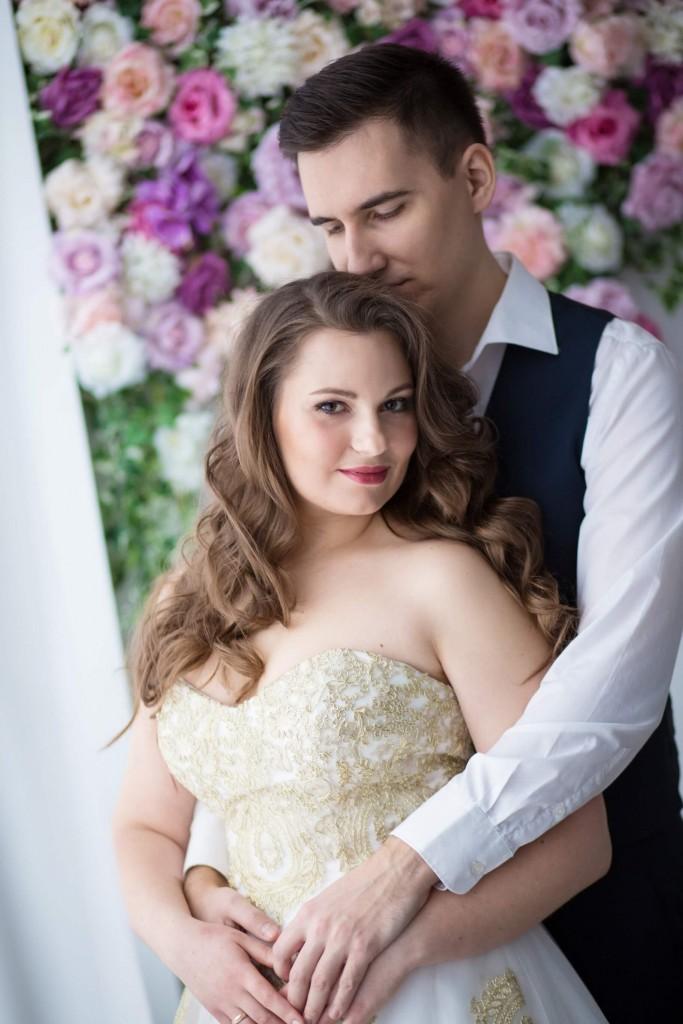 studijnaja svadebnaja fotosessija - fotograf kiev (3)