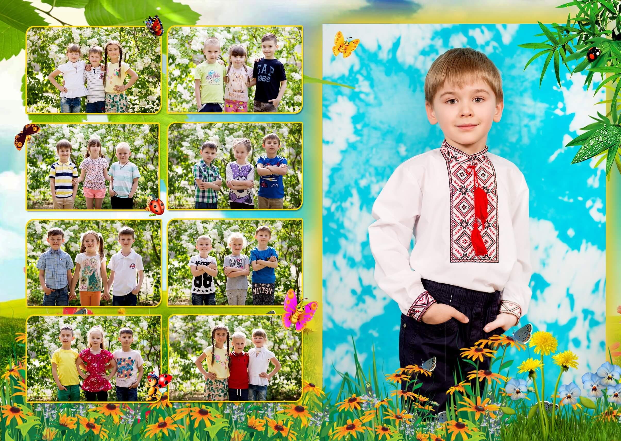 zakazat' vypusknye fotoal'bomy fotoknigi al'bomy dlja detskogo sada cena Kiev vypusknye al'bomy dlja sadika kiev Vypusknoj al'bom v detskij sad Kieva